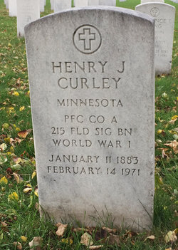 Henry J Curley