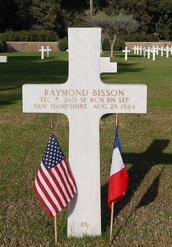 Tec5 Raymond Bisson