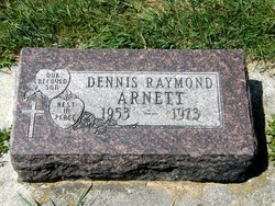 Dennis Raymond Arnett