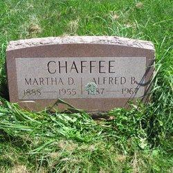 Martha Marie <I>Doane</I> Chaffee