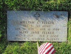 William Conrad Felker