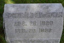 Archibald C. McGowan