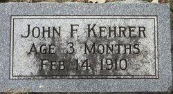 John F. Kehrer