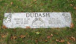 George P Dudash