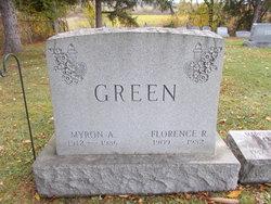 Florence R. <I>Rogers</I> Green