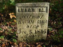 Susannah M. <I>Hall</I> Craig