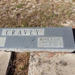 Minnie <I>Partin</I> Cravey