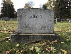 Mary Pearl <I>Williams</I> Argo