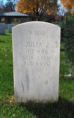 Julia J Curran