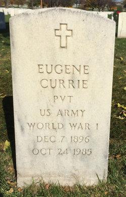 Eugene Currie