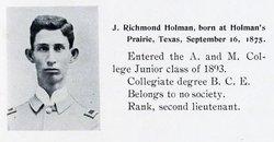 Jesse R Holman