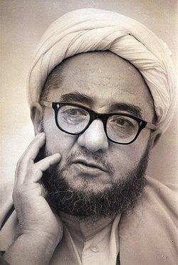 Ayatollah Sadeq Khalkhali (192...
