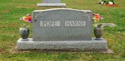 """Catherine Louise """"Deedie"""" <I>Harne</I> Pope"""