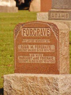 Margaret Jane Forgrave