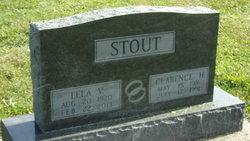 """Lela Vernell """"Dudo"""" <I>Spears</I> Stout"""