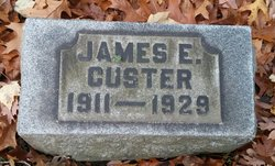 James Edward Amos Custer