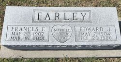 Edward J Farley