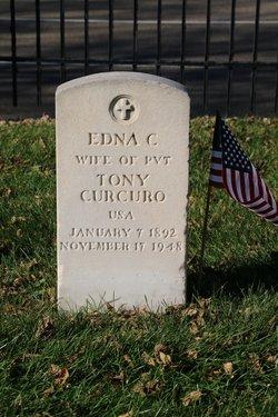 Edna C Curcuro