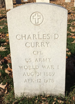 Charles D Curry