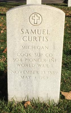 Samuel Curtis