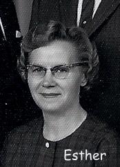 Esther M <I>Gayer</I> Bauder