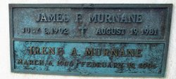 Irene Anna <I>Wight</I> Murnane