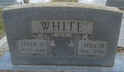 Leler A Vickery White 1878 1948 Find A Grave Memorial