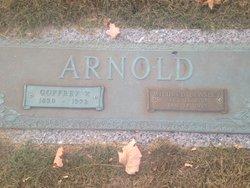 Mildred Juanita <I>Beasley</I> Arnold