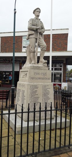 Paddock Wood War Memorial