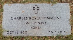 Charles Royce Timmons
