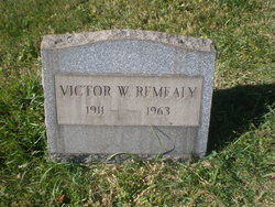 Victor William Remaly