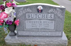 Chester Hugh Butcher