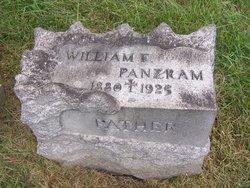 William F Panzram