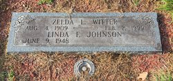Zelda L. <I>Harris</I> Witter