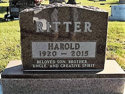 Harold Arthur Ritter