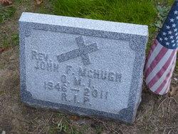 Rev Fr John McHugh