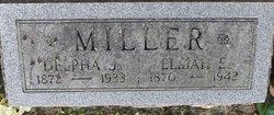 Delpha Jane <I>Might</I> Miller