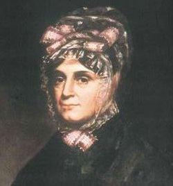 Anna Tuthill <I>Symmes</I> Harrison