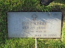 Dave Kerbs