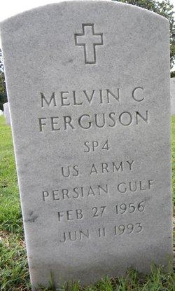 Melvin Charlie Ferguson