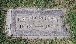 Franklin Monroe Hunt