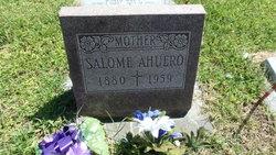 Marie Salome <I>Ledoux</I> Ahuero