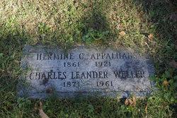 Hermine C. <I>Weller</I> Appelhans