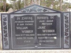 Charlotte Jane <I>O'Hara</I> Webber