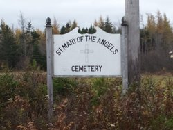 St Mary of Angels Cemetery