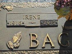 Frances Irene <I>Jernigan</I> Bagwell