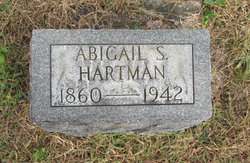 Abigail Sophia <I>Robbins</I> Hartman