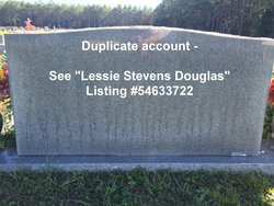 Lessie <I>Stevens</I> Diggers