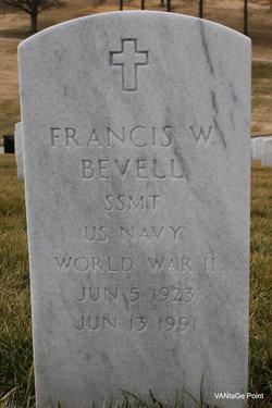Francis Wayne Bevell