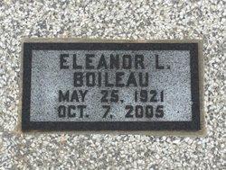 Eleanor L <I>George</I> Boileau